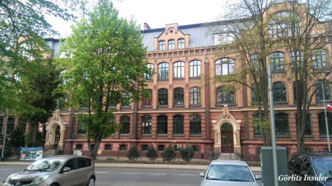 Baugewerkschule Oststadt Görlitz