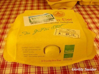 Eier aus Görlitz