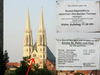 Erlebnis Görlitz - auf der Peterskirche gewesen