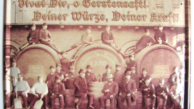 Erlebnis Görlitz - beim Braufest betrunken gewesen