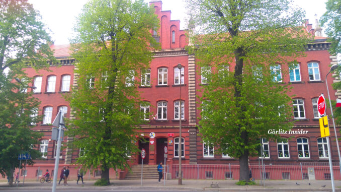 Gemeideschule Nr 8 Görlitz Oststadt
