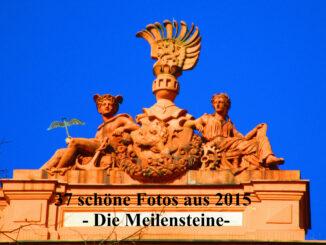 Meilensteine 2015