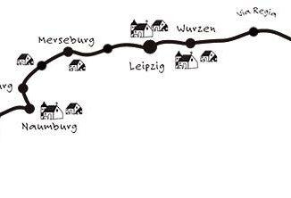 Pilgerweg durch Görlitz