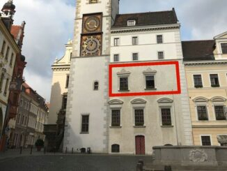 Rathaus Goerlitz OB Zimmer