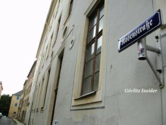Rosenstrasse Goerlitz