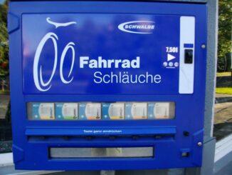 Fahrrad Schlauch Automat Görlitz
