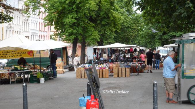 Wochenmarkt Goerlitz