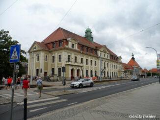 Bahnhofspost-Görlitz Altenwohnen