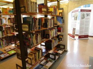 Görlitzregal Stadtbibliothek