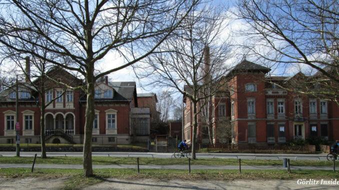 Haus Katharina Freise und Freisebad Görlitz