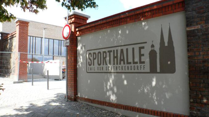 Schenckendorff Sporthalle Görlitz