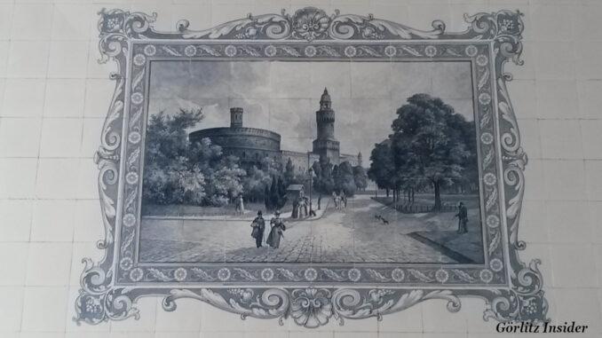 Reichenbacher Turm Kaisertrutz Fliessen Goerlitz