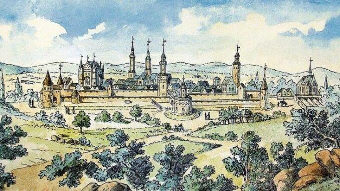 Görlitz-im-Jahre-1530