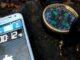 Kompass Landeskrone Magnetit