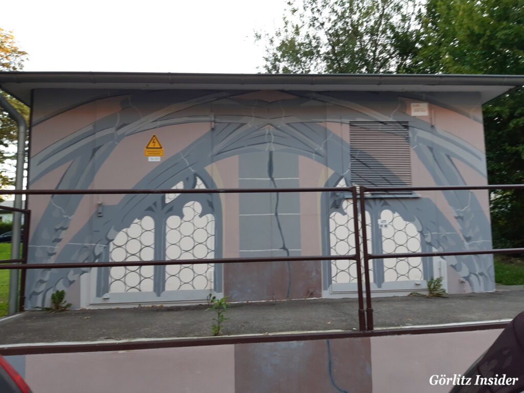 Sokar Uno 2021 Görlitz Heilige Grab Strasse