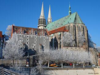 Peterskirche Görlitz Januar 2019
