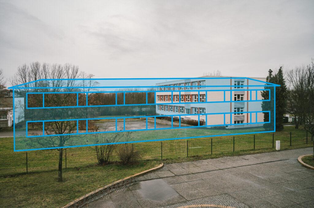 Krankenhaus-Akademie Görlitz Anbau