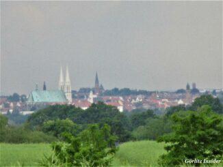Silhouette-Görlitz-von-Hennersdorf-aus
