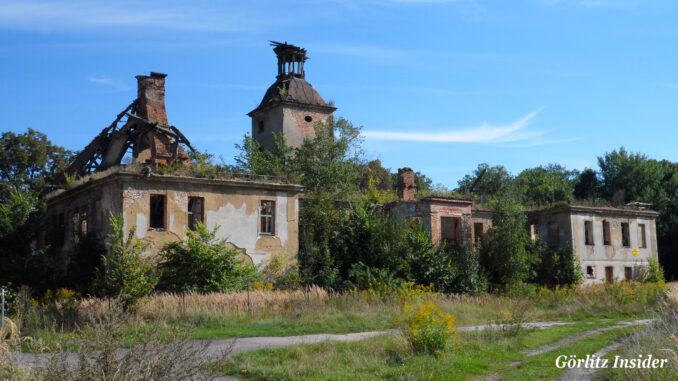 Schloss Zarska Wies Florsdorf Sohrneundorf