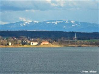 Berzdorfer-See-Nordrandumfluter