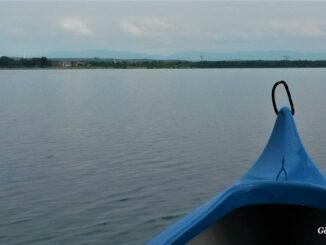 Kanu fahren Berzdorfer See